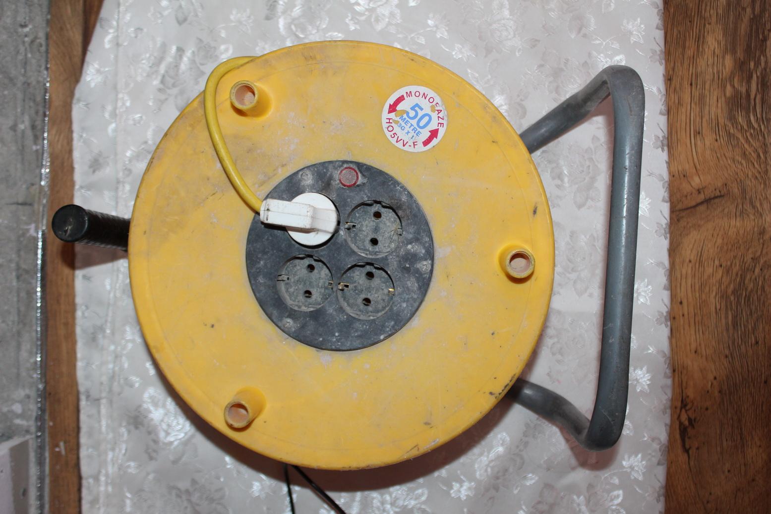 электрический удлинитель