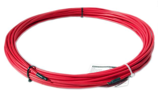 греющий кабель электрического теплого пола