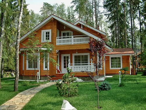 дом с центральным отоплением