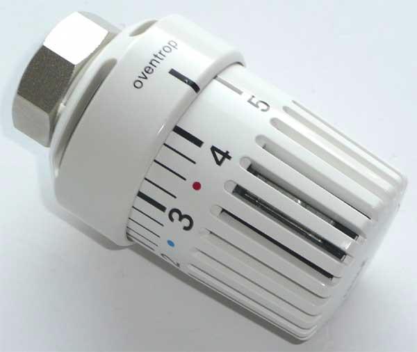термоголовка для регулеровки