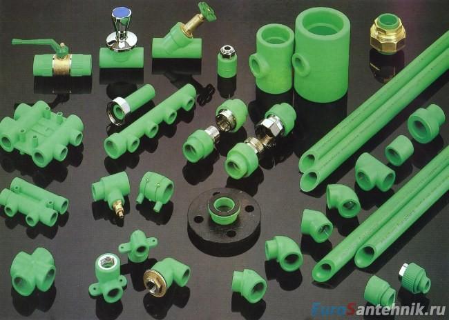 Полипропиленовые трубы для отопления частного дома