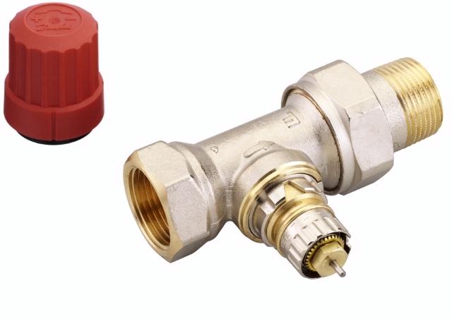 термостатический клапан отопления