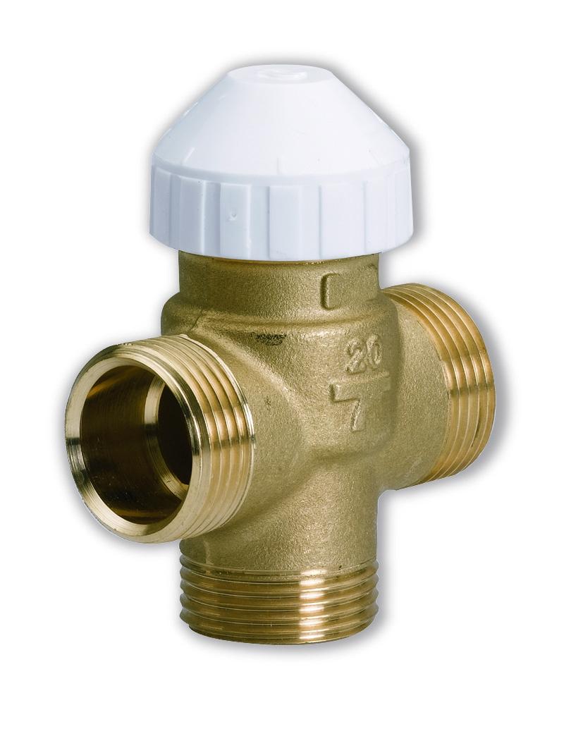 трехходовой клапан отопления