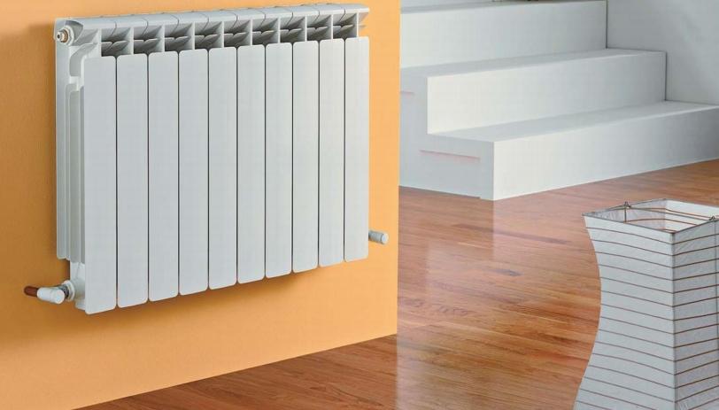 объем секции радиатора отопления