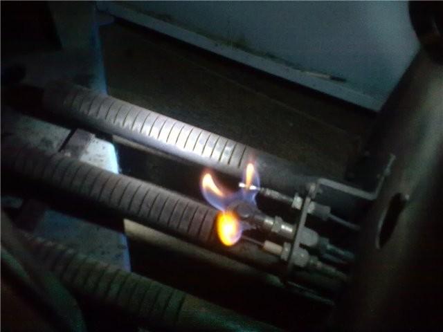 фитиль газовый котел фото