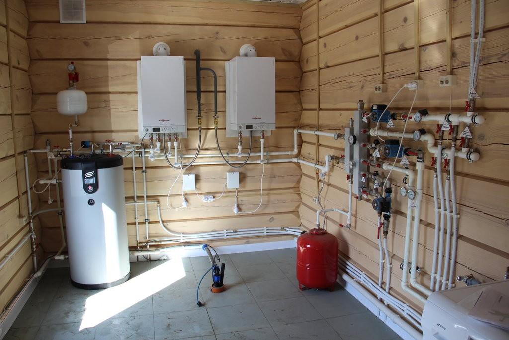 система отопления котельная дома