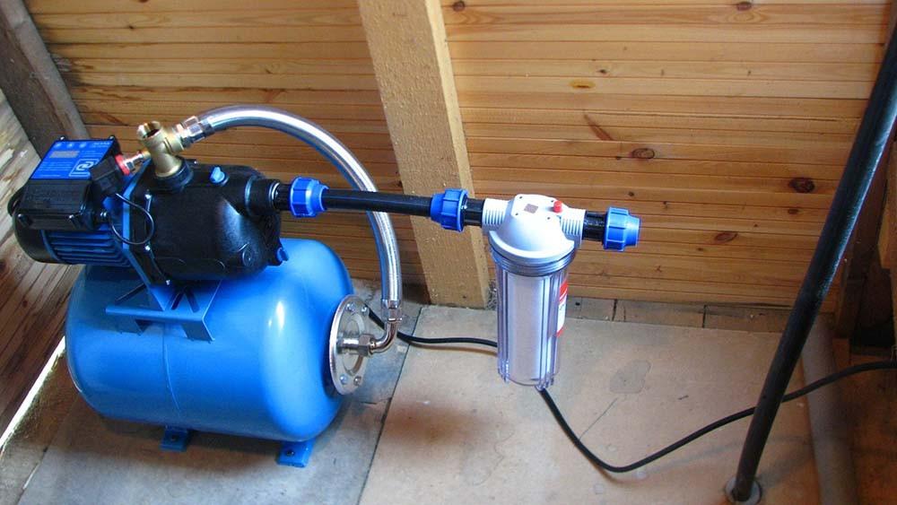 автоматика для насоса водоснабжения