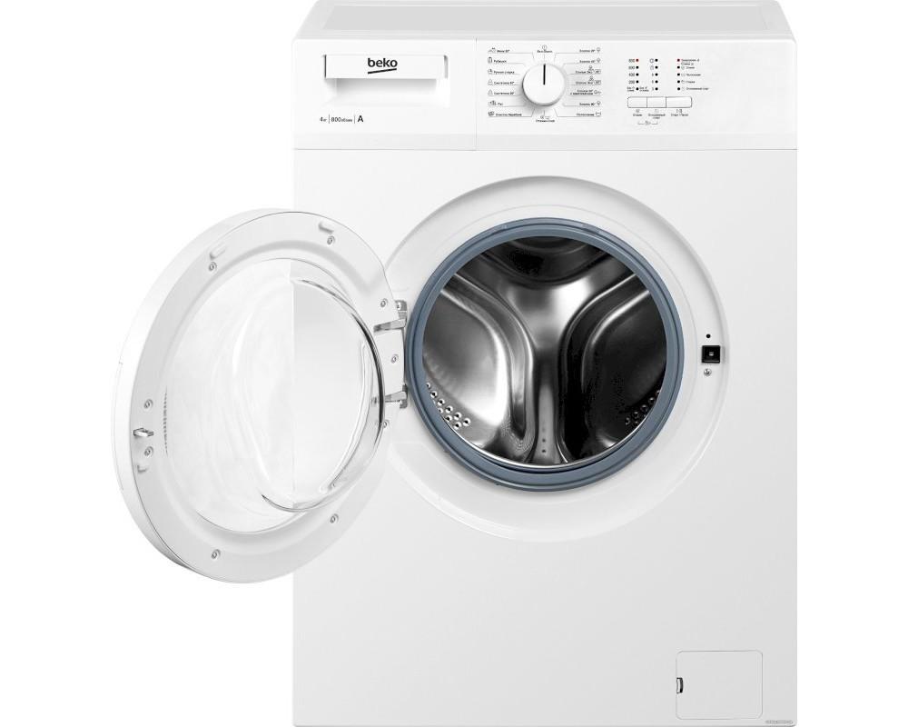 Веко WRS 44P1 BWW стиральная машина