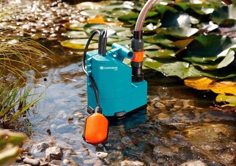 дренажный насос для перекачки воды