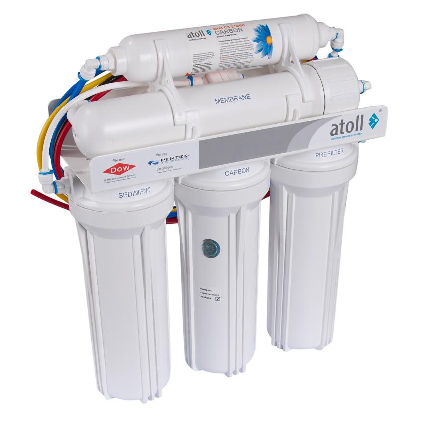 фильтр обратного осмоса Atoll A-550 STD