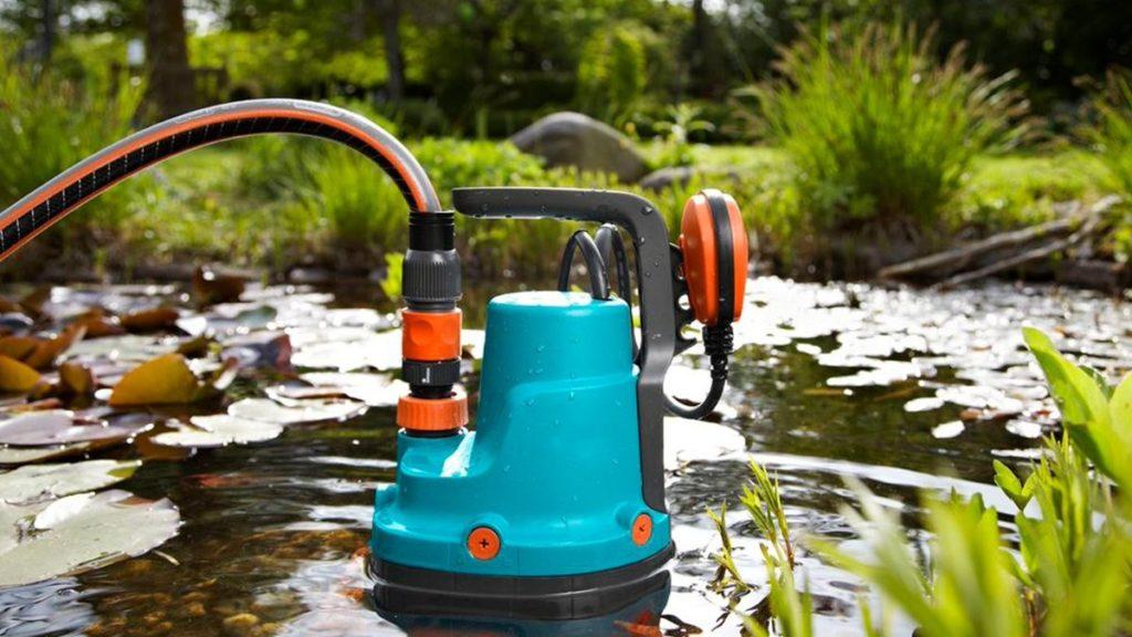 насос для перекачки грязной воды