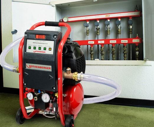 оборудование для очистки системы отопления