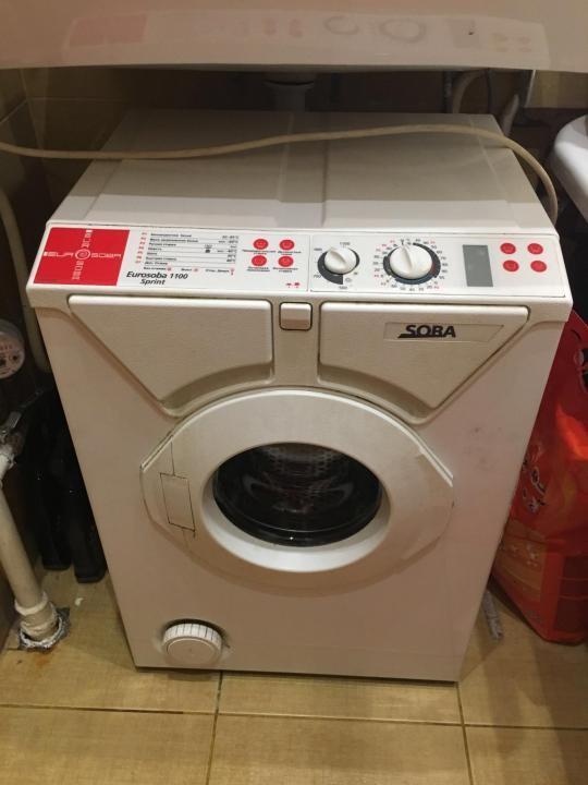 евросиба стиральная машинка