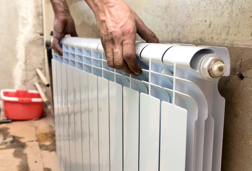отопление без радиаторов