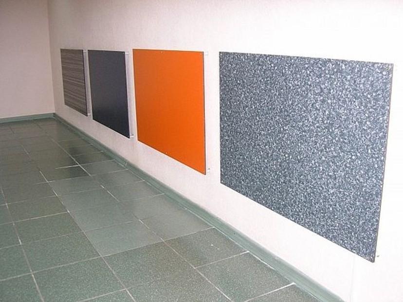инфракрасные тепловые панели