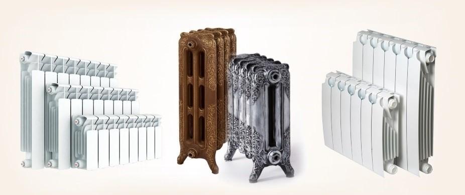 чугунный или алюминиевый радиатор