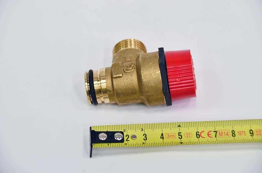 предохранительный клапан для отопления