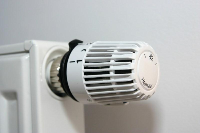 термоголовка на радиатор