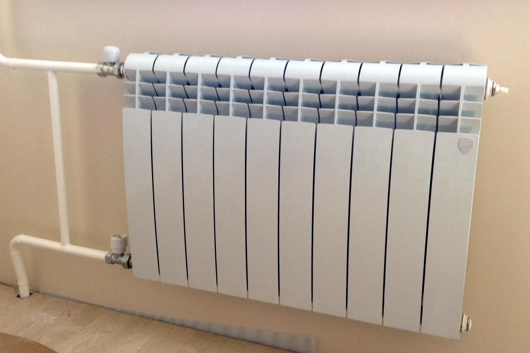 Холодный низ радиатора отопления в квартире
