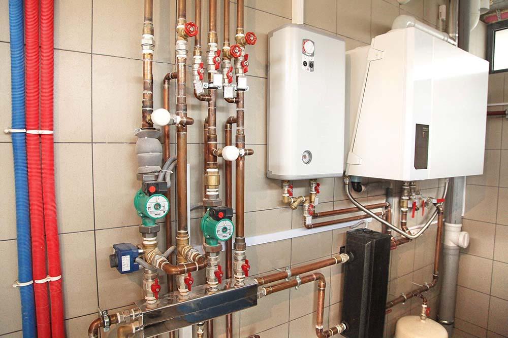 Правильный монтаж отопления в частном доме