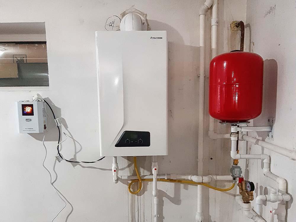 стабилизатор для газового котла Italtherm