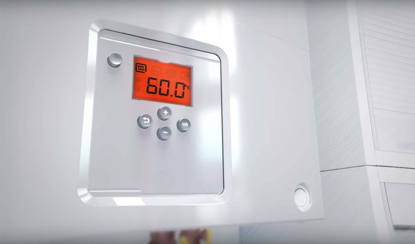 газовый котел Bosch Gaz 6000